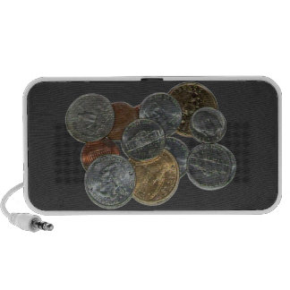 Coiny Doodle Travelling Speakers