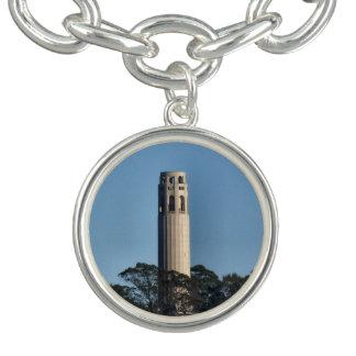 Coit Tower Charm Bracelets