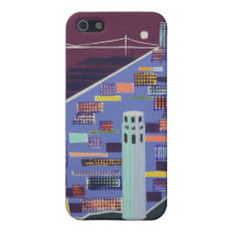 Coit Tower IPhone Cover