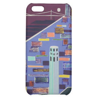 Coit Tower IPhone Cover iPhone 5C Cover