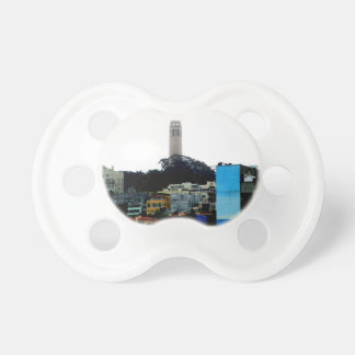 Coit Tower Pacifier