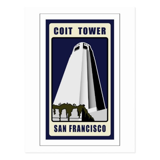 Coit Tower Postcards