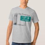 Coit Tower, San Francisco, California T-Shirt