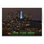 Coit  Tower San Francisco Card