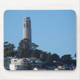 Coit Tower- San Francisco Mouse Pad