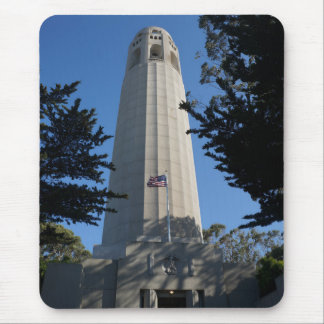Coit Tower, San Francisco Mousepad