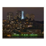Coit  Tower San Francisco Post Card
