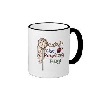 Coja las camisetas y los regalos del insecto de la taza a dos colores