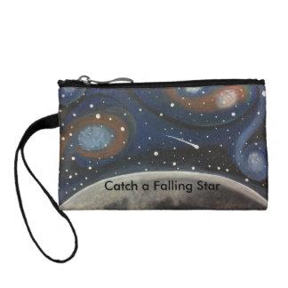 Coja un bolso de la estrella el caer