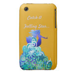 Coja una estrella el caer Case-Mate iPhone 3 carcasas