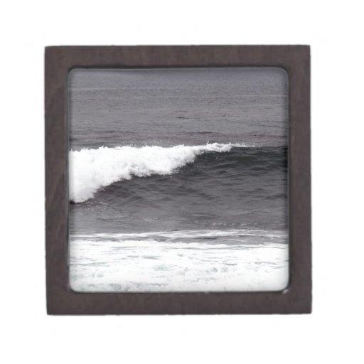 Coja una onda cajas de recuerdo de calidad