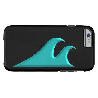 Coja una resaca fresca de la onda funda para iPhone 6 tough