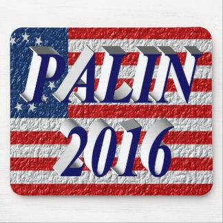 Cojín 2016, 3D azul de ratón de PALIN, Betsy Ross Tapete De Ratones