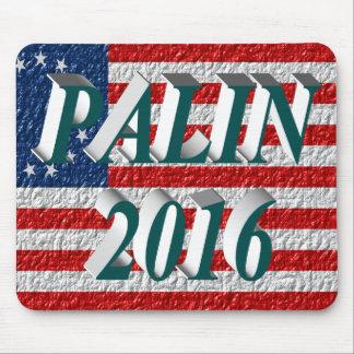 Cojín 2016, 3D azulverde de ratón de PALIN, Betsy  Tapete De Ratón