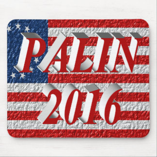 Cojín 2016, 3D rojo claro de ratón de PALIN, Betsy Alfombrillas De Raton