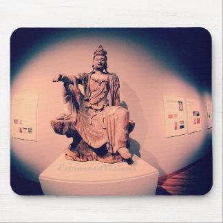 Cojín de Buda Tapetes De Ratón