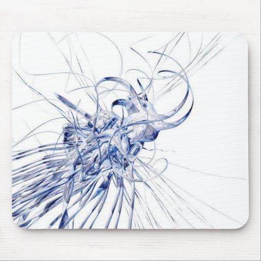Cojín de hadas mouse pad