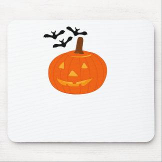 Cojín de la calabaza y de ratón de Halloween de lo Alfombrilla De Raton