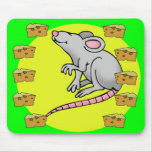 Cojín de la rata alfombrillas de raton