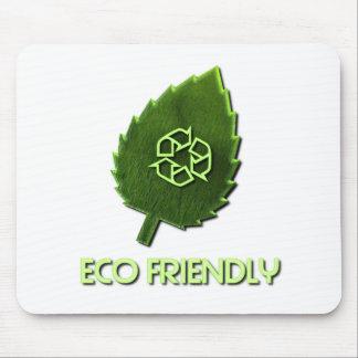 Cojín de ratón amistoso de Eco Mouse Pad