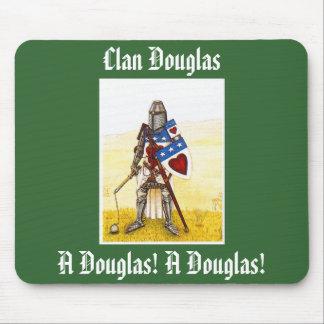 ¡Cojín de ratón, archie, clan Douglas, Douglas! Un Alfombrillas De Ratón