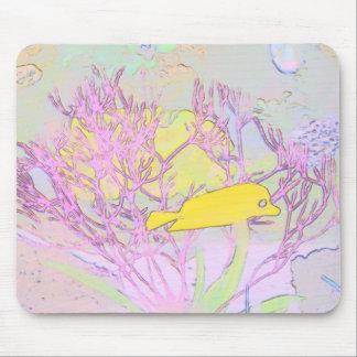 Cojín de ratón artístico de Tang Alfombrillas De Ratón