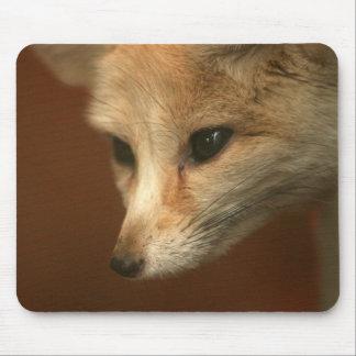 Cojín de ratón astuto del Fox Tapete De Raton