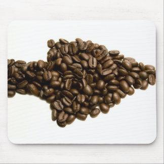 Cojín de ratón - café tapete de raton