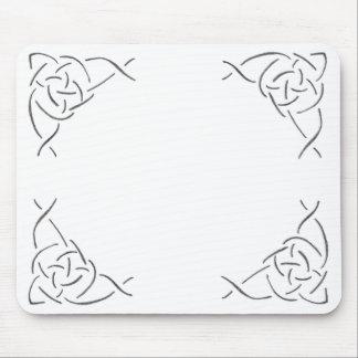 Cojín de ratón céltico del nudo mousepad