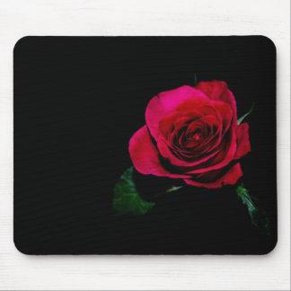 Cojín de ratón color de rosa mouse pads