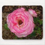 Cojín de ratón color de rosa rosado tapetes de raton