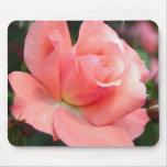Cojín de ratón color de rosa rosado tapete de raton