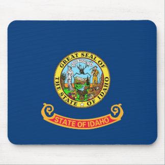 Cojín de ratón con la bandera del estado de Idaho  Alfombrillas De Raton