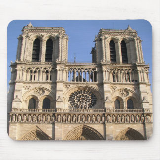 Cojín de ratón con Notre Dame de Paris Tapetes De Raton