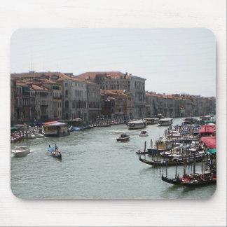 Cojín de ratón con Venecia Alfombrillas De Ratón