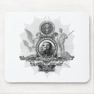 COJÍN de RATÓN de 2012 obras clásicas Alfombrillas De Raton