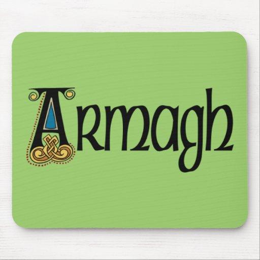 Cojín de ratón de Armagh Tapete De Ratones