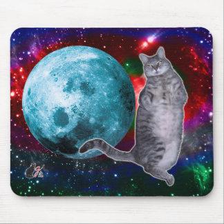 Cojín de ratón de Bosco del bailarín de la luna Alfombrillas De Ratones