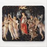 Cojín de ratón de Botticelli Primavera Tapete De Raton