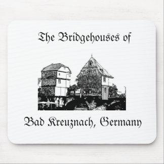 Cojín de ratón de Bridgehouses Alfombrillas De Ratón