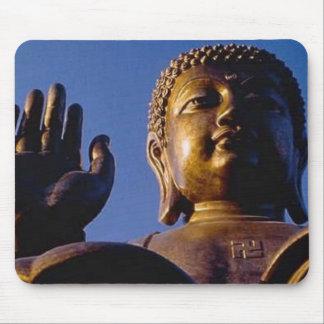 Cojín de ratón de Buda Tapete De Raton