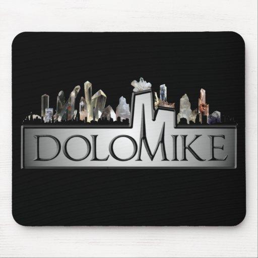 Cojín de ratón de DoloMike Alfombrilla De Raton