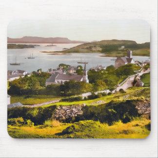 Cojín de ratón de Donegal Irlanda del condado de Alfombrillas De Ratones