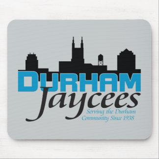 Cojín de ratón de Durham Jaycee Alfombrillas De Raton