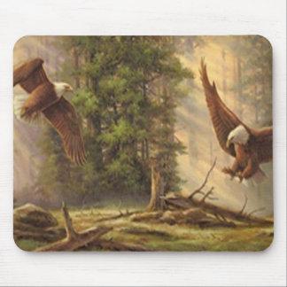 Cojín de ratón de Eagles Alfombrilla De Ratones