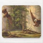 Cojín de ratón de Eagles Alfombrillas De Ratón