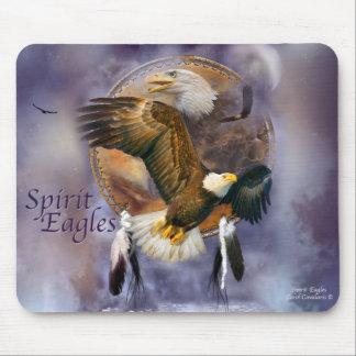 Cojín de ratón de Eagles del alcohol Alfombrillas De Ratón