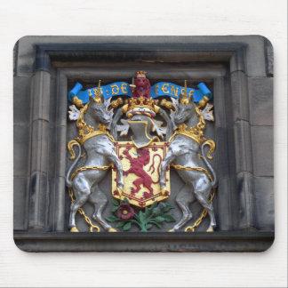 Cojín de ratón de Escocia Alfombrilla De Ratones