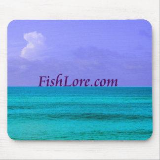 cojín de ratón de FishLore.com Alfombrillas De Ratón