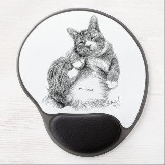 Cojín de ratón de FranFranMaster de Sr. Magoo Alfombrillas Con Gel
